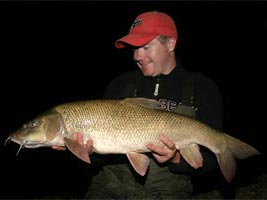 Barbel Rods Bath